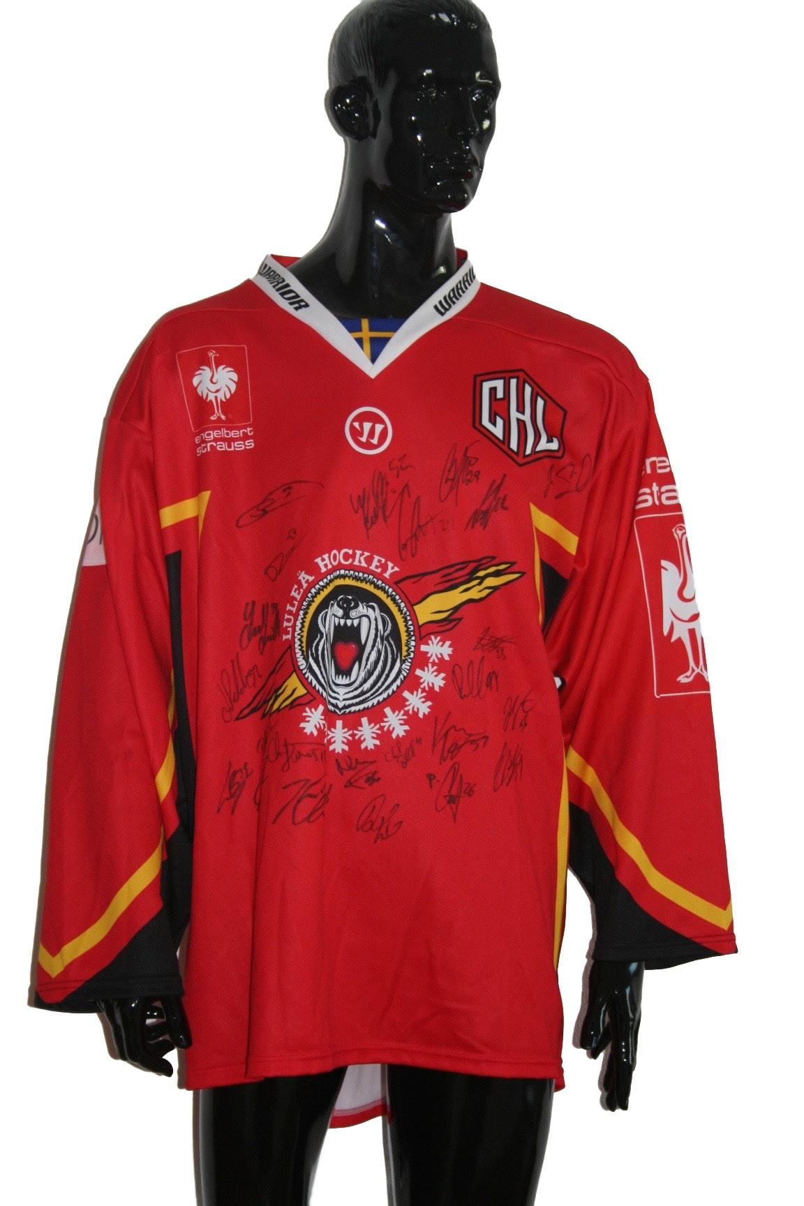 luleå hockey merchandise