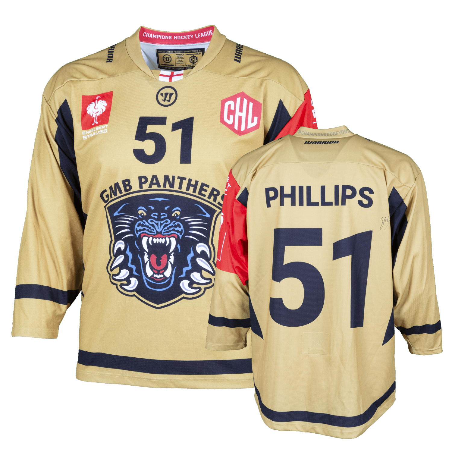 newest a0643 333a8 Nottingham Panthers - Champions Hockey League Shop powered ...